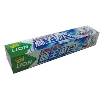 獅王 潔白牙膏-超涼(200g/支)