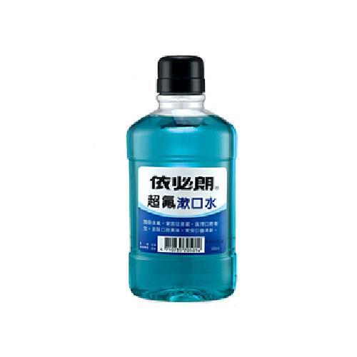 依必朗 超氟漱口水(500ml/瓶)