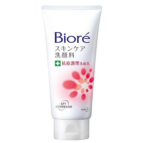 Biore蜜妮 抗痘調理洗面乳(100g/條)