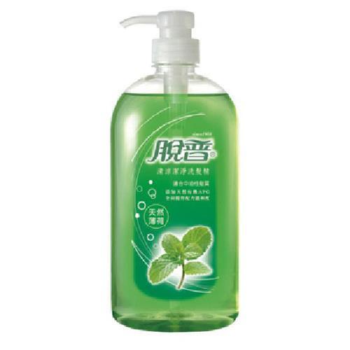 《脫普》清涼潔淨洗髮精(800ml/瓶)