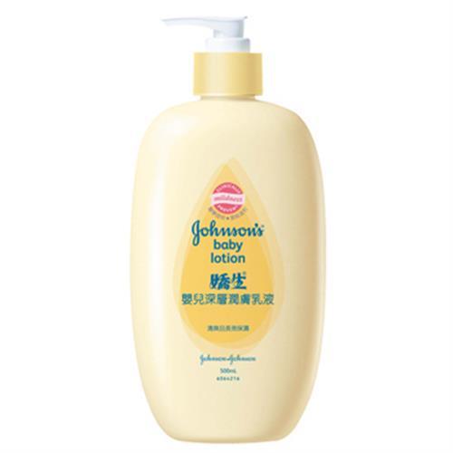 嬌生 嬰兒深層潤膚乳液(500ml/瓶)