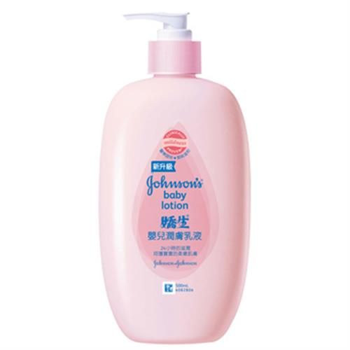 嬌生 嬰兒潤膚乳液(500ml/瓶)