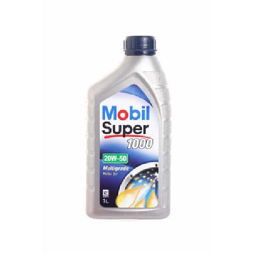 美孚 超級1000 20W/50 機油(1L)
