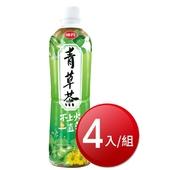 《味丹》青草茶(560ml*4瓶/組)