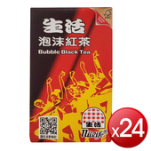 《生活》泡沫紅茶(250mlx24包/箱)