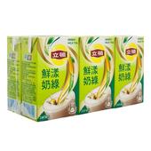 《立頓》鮮漾奶綠(250mlx6包/組)