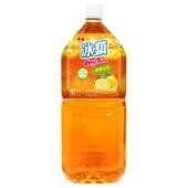 《泰山》冰鎮紅茶(2000ml/瓶)