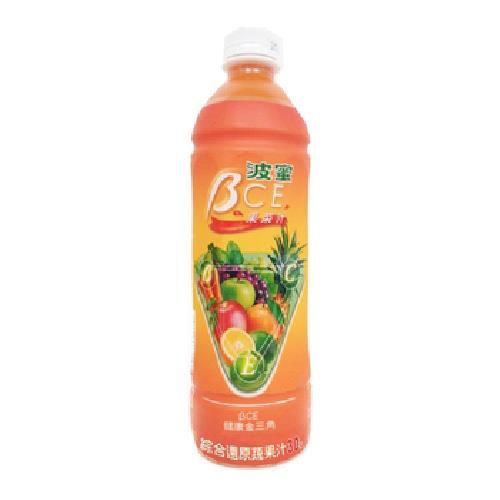波蜜 果菜汁BCE(590mlx4瓶/組)