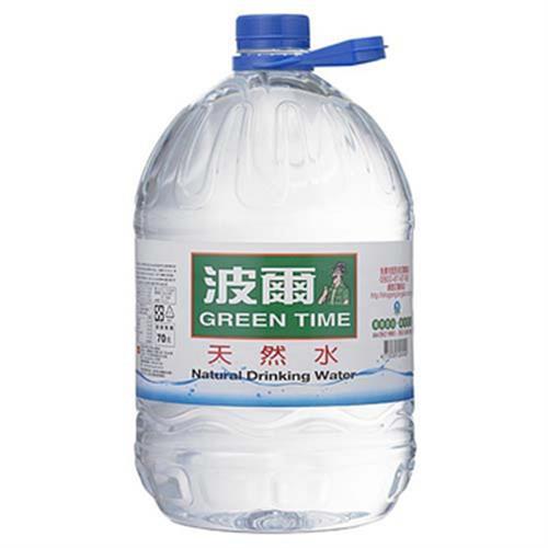波爾 天然水(6000ml/桶)