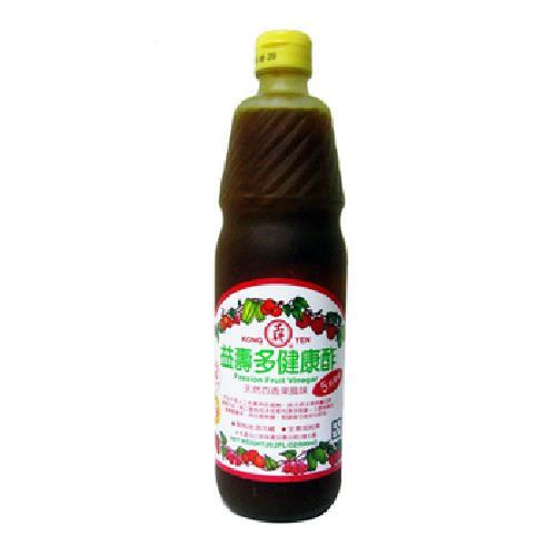 工研 益壽多健康酢(600ml/瓶)