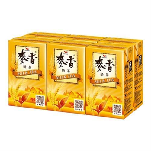 統一 麥香奶茶(250ml*6包/組)