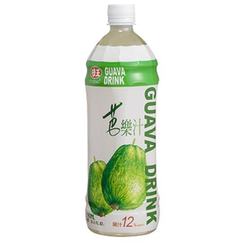 味王 芭樂汁(980ml/瓶)