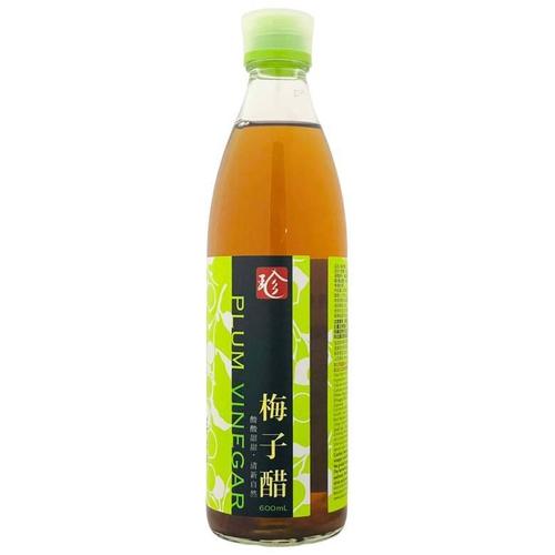 百家珍 梅子健康醋(600cc)
