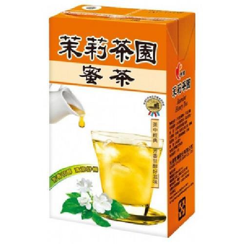 《光泉》茉莉茶園-蜜茶(250mlx6包/組)