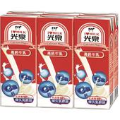 《光泉》高鈣牛奶(200mlx6包/組)