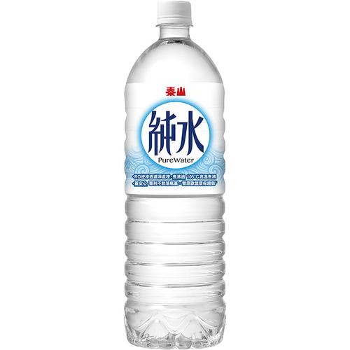 泰山 純水(1500cc*3瓶/組)