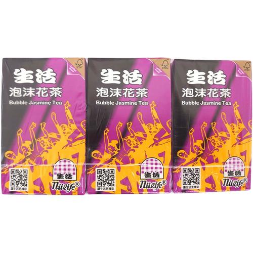 《生活》泡沫花茶(250mlx6包/組)