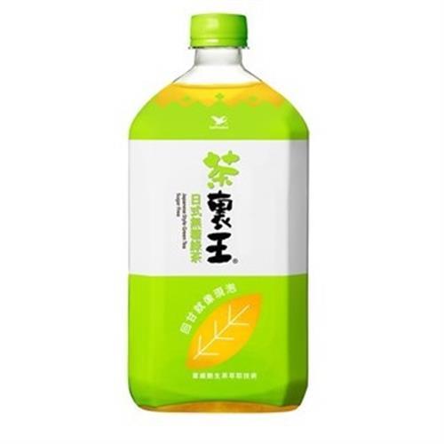 統一 茶裏王日式綠茶(975ml/瓶)