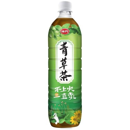味丹 青草茶(1500ml/瓶)