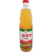 《工研》蘋果酢(無糖)(600ml/瓶)