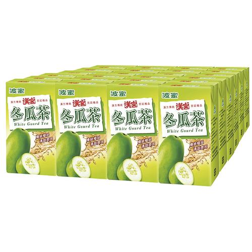 波蜜 漢宮冬瓜茶(250mlx24包/箱)