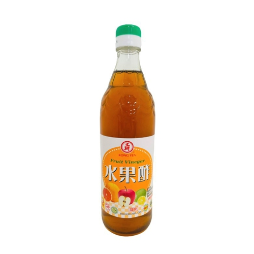 工研 綜合水果醋(600ml/瓶)