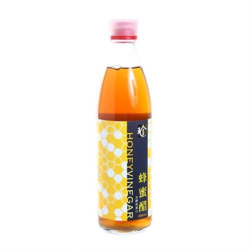 《百家珍》蜂蜜醋-膠原蛋白成份(600ml/瓶)