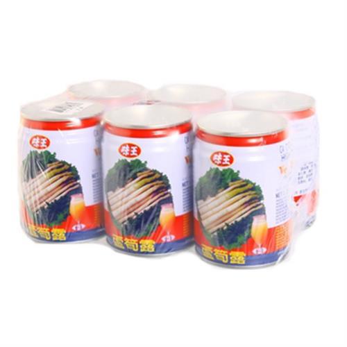 味王 籚筍露(235ml*6罐/組)