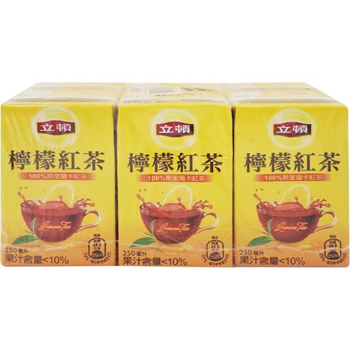 立頓 檸檬茶(250mlx6包/組)