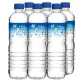 《悅氏》礦泉水(600mlx6瓶/組)