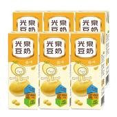 《光泉》鮮豆漿(200mlx6包/組)