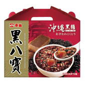 《泰山》黑八寶禮盒(340gx12罐/盒)