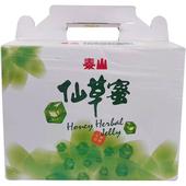 《泰山》仙草蜜禮盒(330gx12罐/盒)