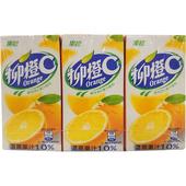 《黑松》柳橙C(300ml*6包/組)