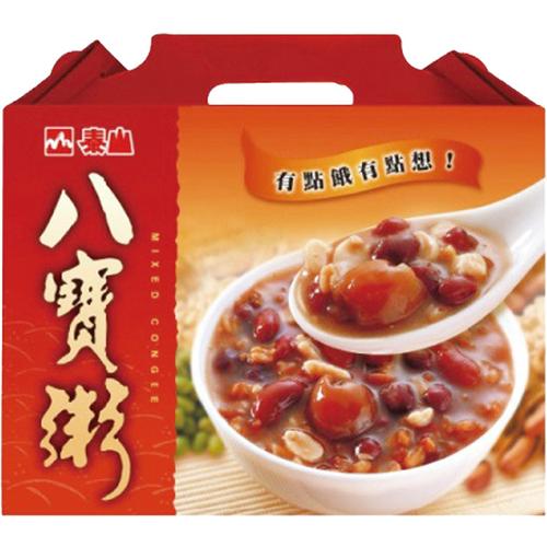 泰山 八寶粥禮盒(375g*12罐/盒)