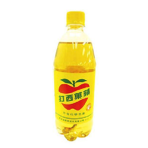 大西洋 蘋果西打(1250ml/瓶)