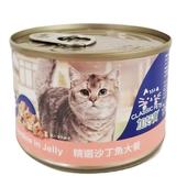 《Classic Pets 加好寶》經典貓罐頭-精選沙丁魚鮮蝦大餐(170g/罐)