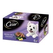 《西莎》狗餐盒-花椰洋芋煎小羊排(100gx6盒/組)
