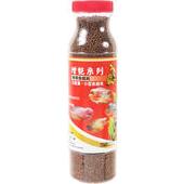 《悠游》增豔系列熱帶魚飼料-小型魚(240g+-5%/罐(小粒))