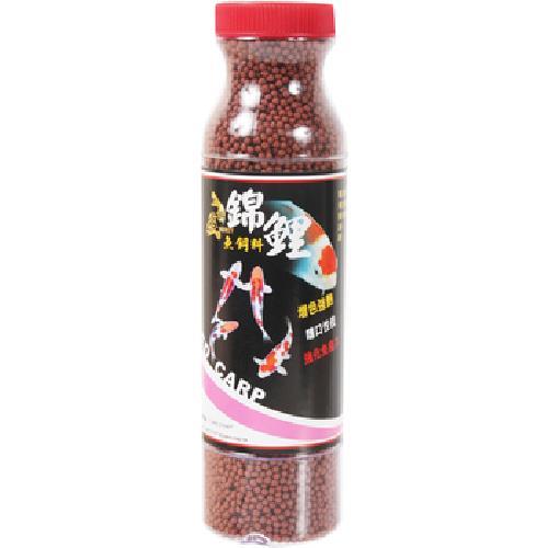 悠游 錦鯉魚飼料(250g+-5%/罐)