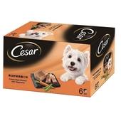 《西莎》西莎餐盒(南法野菜燉雞100g*6入)