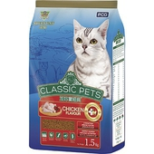 《CP加好寶》經典乾貓糧(雞肉口味1.5kg/袋)