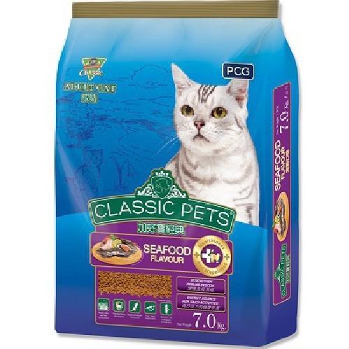 CP加好寶 經典乾貓糧(海鮮口味1.5kg/袋)