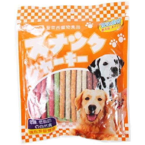 《聖萊西》愛犬點心-脆皮咬骨棒 45支/包(45支/包)