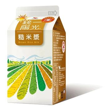 統一 陽光糙米漿(450ml/盒)
