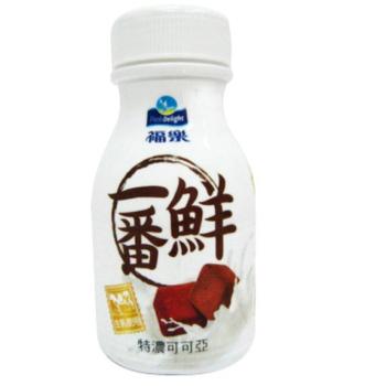 福樂 一番鮮特濃可可亞(300ml/瓶)