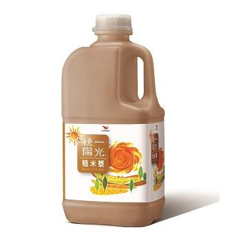 統一 陽光糙米漿(1858ml/瓶)