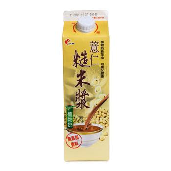 光泉 薏仁糙米漿(936ml/瓶)