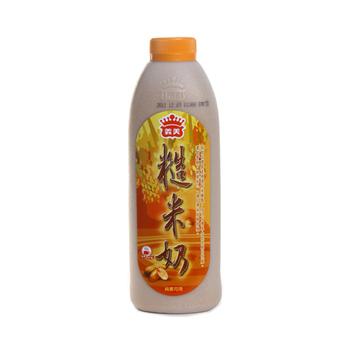 義美 糙米奶(1000ml/瓶)