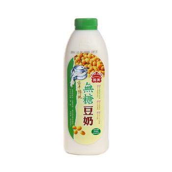 義美 古早傳統豆奶-無糖(1000ml/瓶)